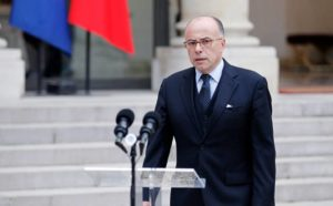 Bernard Cazeneuve appointed as the New French PM