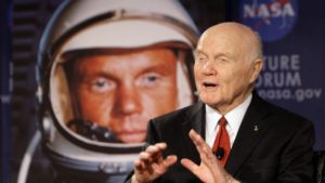 Famous Astronaut John Glenn Died at 95