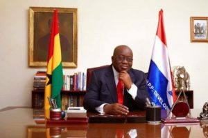 Ghana's opposition leader Akufo-Addo wins presidential election