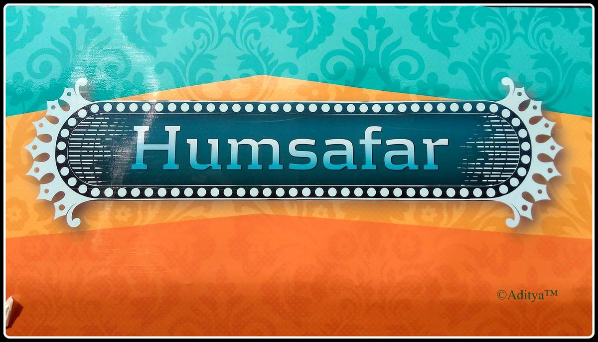 Hamsafar Express