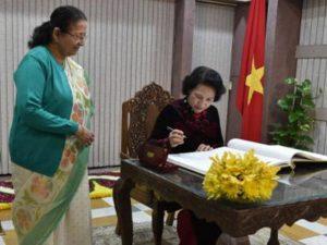 India & Vietnam