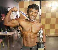 Iqbal Sayed Becomes First Indian to Win Medal at Mr. Olympia Amateur Event