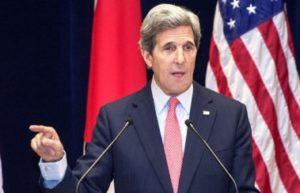 John Kerry conferred with French Highest Civilian Award