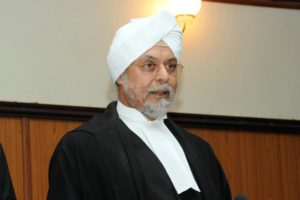 44th Chief Justice of India