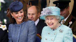 Kate Succeeds as Queen Steps down as Wimbledon Patron