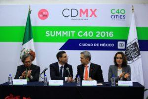 C40 Mayors Summit