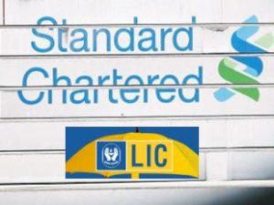 LIC MF & Standard Chartered Bank