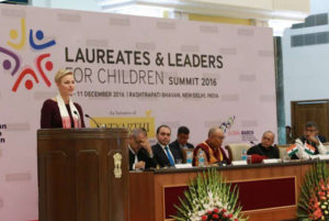 Laureates and Leaders Summit for Children