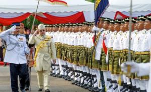 Malaysia enthrones 15th king, Sultan Muhammad V