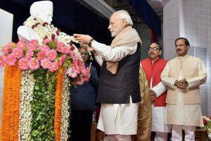 Modi in Varanasi