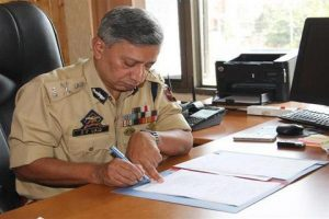 SP Vaid appointed Jammu and Kashmir Police Chief