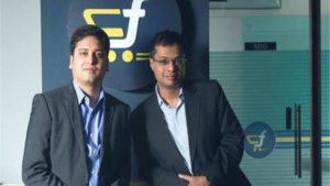 Sachin and Binny Bansal co-Founders of Flipkart named Asians of the Year