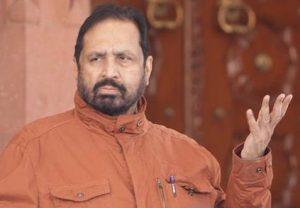 Suresh Kalmadi Declines IOA's Life Time Presidency Proposal