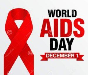 World AIDS Day - Dec 1