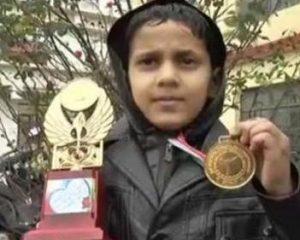 Abbu Ammaz becomes national boxing champion