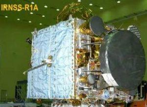 IRNSS-1A