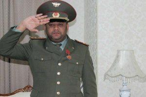 Indian-origin Shaikh Rafik Mohammed Appointed Major General of Kyrgyzstan