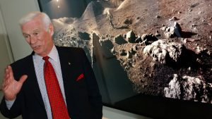 Eugene Cernan, the Last Human on the Moon Passed Away at 82