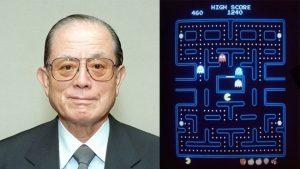 Father of Pac-Man Masaya Nakamura Dies at 91