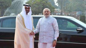 India & UAE