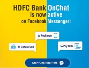 HDFC Ties with Niki.ai to Launch OnChat to make Payments via Facebook's Messenger