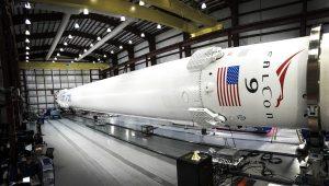 Rocket Falcon