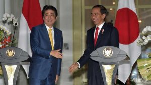 Indonesia and Japan to deepen defence ties amid China challenge