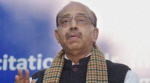 Minister Vijay Goel