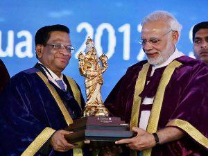 PM Modi inaugurates 104th Indian Science Congress at Tirupati