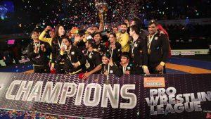 Punjab Royals Wins Pro Wrestling League Season 2