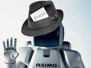 Robot Journalist Xiao Nan Writes Its First News Article