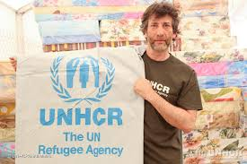 Author Neil Gaiman Named U.N. Goodwill Ambassador