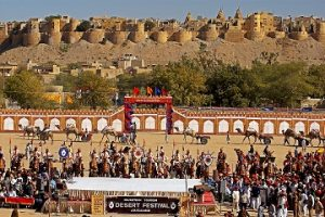 2017 Desert Festival Begins in Jaisalmer