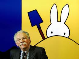 Dick Bruna Creator of the Cartoon Rabbit Miffy Dies at 89
