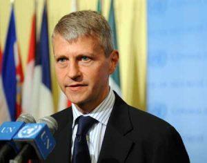 UN Peace chief