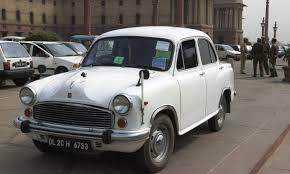 Hindustan Motors Sells iconic Ambassador car brand to French Company Peugeot
