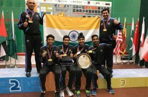 Asian Junior Squash
