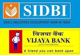 SIDBI, Vijaya Bank