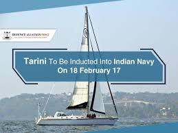 Sailboat INSV Tarini