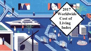 2017 Worldwide Cost of Living Index