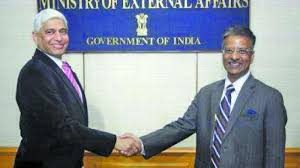 Gopal Baglay appointed as new spokesperson of External Affairs Ministry