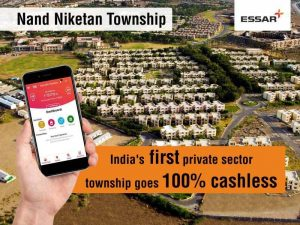 Hazira's first private sector township to go cashless