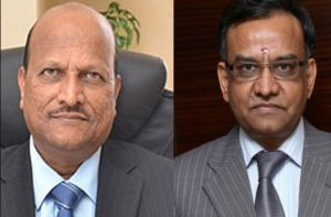 Government swaps chief executives of IDBI Bank, Indian Bank