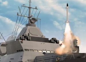 Indian Navy Conducts Successful Test-Firing of Surface-to-Air Missile from INS Vikramaditya