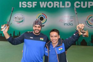 ISSF Shooting World Cup 2017