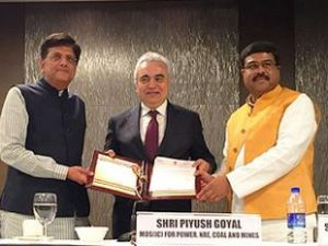 India becomes associate member of International Energy Agency