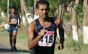 K T Irfan Wins Bronze in Asian 20km Race Walk Championships