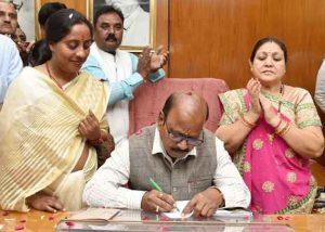 Former Gujarat BJP MLA Manhar Valji Bhai Zala Appointed Head of Safai Karamcharis Commission