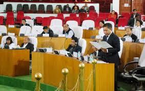Meghalaya Assembly Passes Deficit Budget
