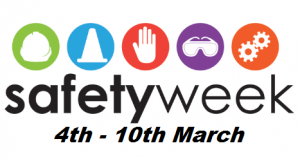 2017 National Safety Week (NSW) - March 4-10, 2017